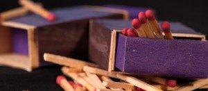 Warum haben viele Streichholzschachteln 38 Streichhölzer
