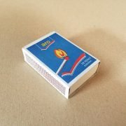 ARO Streichholzschachtel mit 38 Stück Inhalt